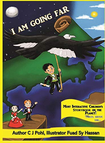 I AM GOING FAR.: I AM GOING FAR WITH MILES PR (Series 1 of I AM GOING FAR)