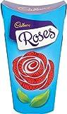 Cadbury Roses 321g Geschenkpackung - einzeln verpackte Cadbury Pralinen