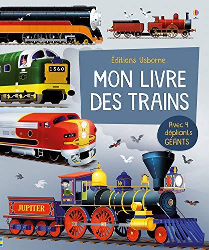 Mon livre des trains