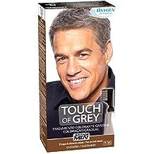 Just For Men Touch Of Grey - Tratamiento Colorante Gradual, Castaño - 40 gr