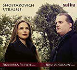 R. Strauss & D. Shostakovich: Sonatas for Violin & Piano