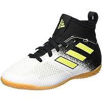 meet cad6c 2e183 adidas Ace Tango 17.3 In J, Zapatillas de fútbol Sala Unisex niños, Blanco (