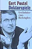 Gert Postel: Doktorspiele