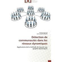Détection de communautés dans les réseaux dynamiques