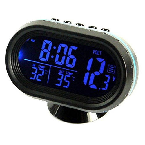 Car Thermometer Backlight Multif...