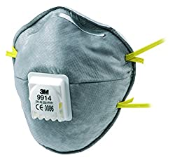 3m 9914 Speciality Series Particulate Respirator - White (2-piece)