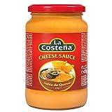 La Costena Käse Sauce 470 gr - Cheddar Sauce - Cheese Sauce
