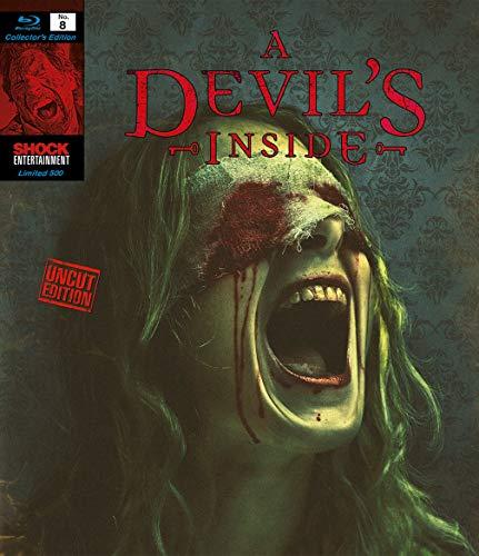 A Devil's Inside - Uncut Edition - Limitiert auf 500 Stück [Blu-ray]
