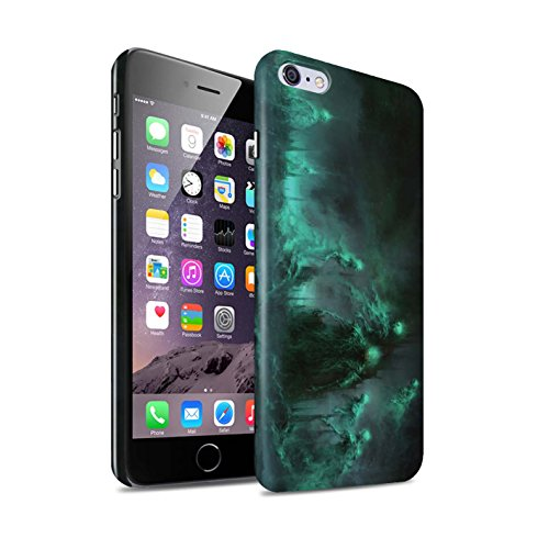 Offiziell Chris Cold Hülle / Glanz Snap-On Case für Apple iPhone 6S+/Plus / Pack 5pcs Muster / Unterwelt Kollektion Hades/Phantom