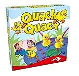 Noris 606011594 Quack Quack, Kinderspiel