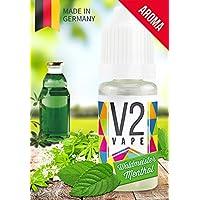 V2 Vape Woodruff Menthol Concentrate sabor de alta dosis de alimentos premium para mezclar E-Liquid/Liquid-Base para E-Cigarette y E-Shisha 10ml 0mg sin nicotina
