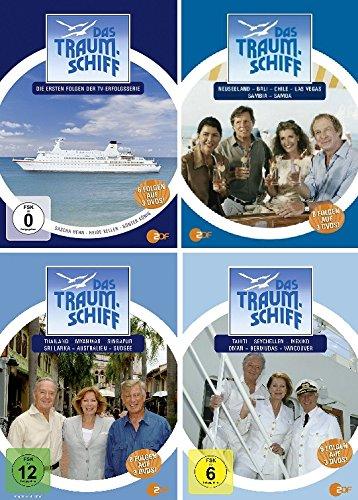 Das Traumschiff DVD-Box I-IV (12 DVDs)