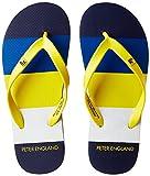 #9: Peter England Men's Flip Flops Thong Sandals