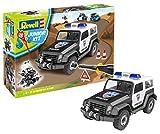 Revell Polizei Geländewagen Konstruktionsspielzeug