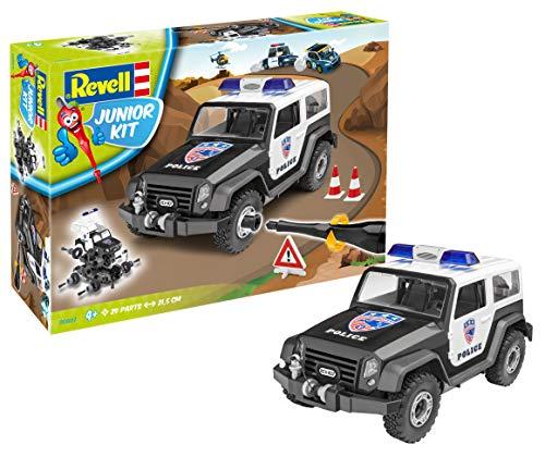 Revell Polizei Geländewagen Konstruktionsspielzeug (Auto-modell Im Maßstab Kit)
