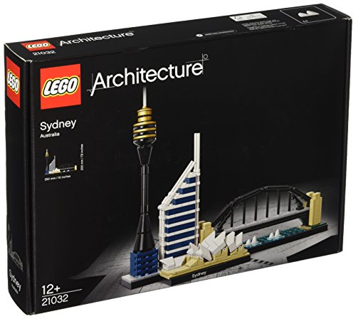 LEGO 21032 Architecture Sydney Skyline Building Set