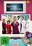 Bettys Diagnose - Staffel 2 (3 DVDs) - Bettina 	Lamprecht, Maximilian 	Grill, Claudia 	Hiersche, Theresa 	Underberg, Carolin 	Walter