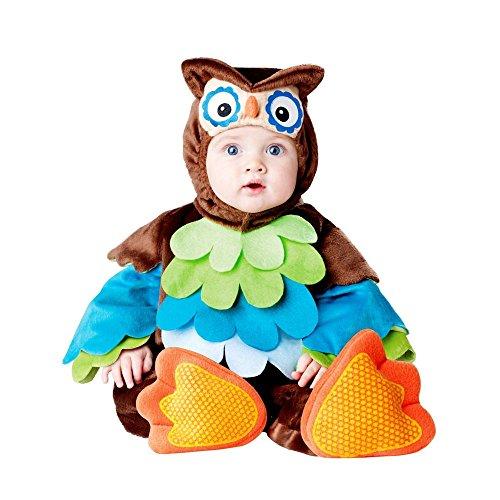 Baby-Eule Kostüm 86/92