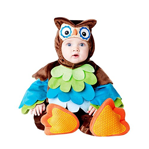 Baby-Eule Kostüm 86/92 (Baby Cupcake Kostüme)