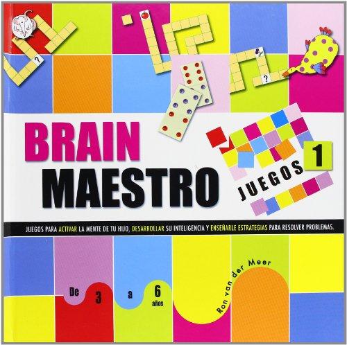 Brain Maestro I (Infantil Y Juvenil) por Ron Van der Meer