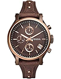 Fossil Damen-Armbanduhr ES4286