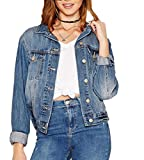 #9: KOTTY Denim jacket