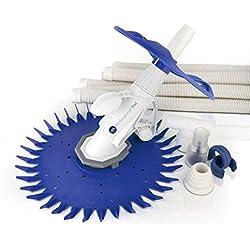 Manufacturas Gre 19007 - Limpiafondos automático de membrana compatibles con bombas a partir de 0,2 HP