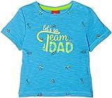 s.Oliver Baby-Jungen T-Shirt 65.803.32.6704, Blau (Blue AOP 64a2), 92