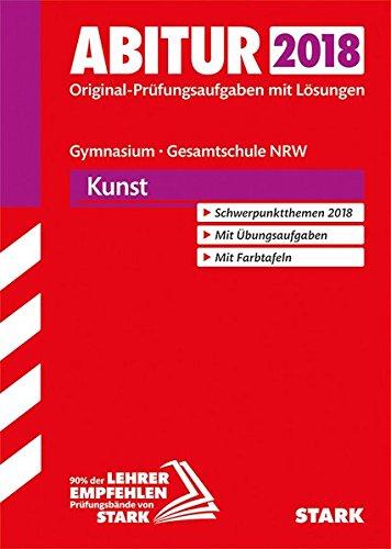 Abiturprüfung Nordrhein-Westfalen 2018 - Kunst GK/LK