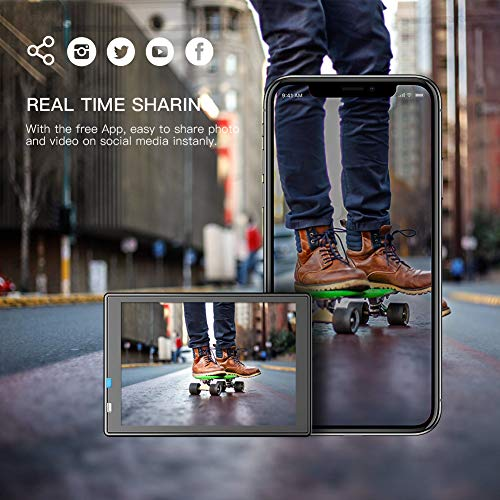 Zoom IMG-3 apeman action cam 4k hd