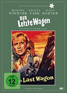 Der letzte Wagen (Edition Westernlegenden #3)