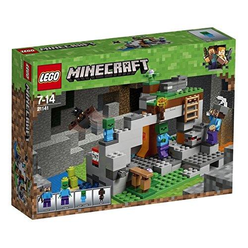 LEGO® Minecraft Zombiehöhle