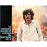 12 CHANSONS DE JEAN FERRAT VOL.6