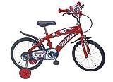 Toimsa - 476 - Vélo pour Enfant - TX - Garçon - 16' - 5 à 8 ans