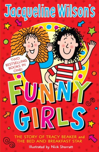 Jacqueline Wilson's Funny Girls: Previously published as The Jacqueline Wilson Collection por Jacqueline Wilson