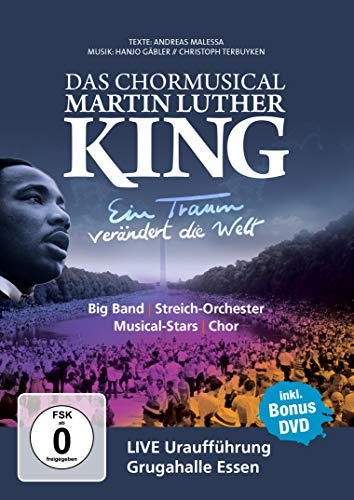 Martin Luther King - Das Chormusical [2 DVDs]
