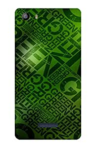 Cell Planet's High Quality Printed Designer Back Cover For MICROMAX CANVAS 5 (E481)