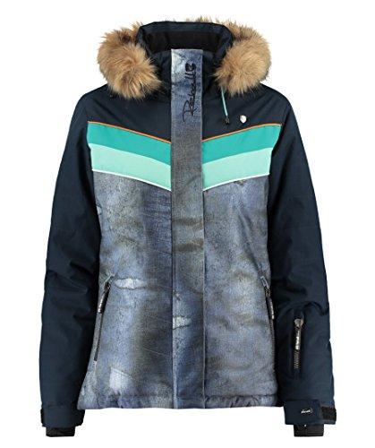 Rehall Damen Skijacke/Snowboardjacke Kara-R jeans (305) XL
