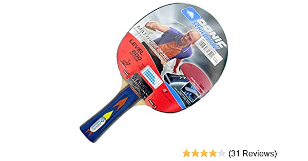 7ce7c1eb85a Donic Schildkrot Syed 600 Table Tennis Bat  Amazon.co.uk  Sports   Outdoors