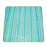 Couvertures de pique-nique Oxford Tissu Style En Plein Air Imperméable À L'eau Étanche Pique-Nique Sauvage Tapis Gazon Pad Portable Camping Tissu 200 * 180 cm ( Couleur : Style 4 )