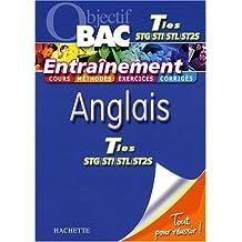 Anglais Tle STL/STI/STL/ST2S