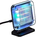 Kobert Goods-Simulador de televisión LED, mediante luz Simulación para uso como protección antirrobos, Home Security, Televisión de Reclamo/falsos d