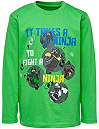 4726ba284 LEGO Camisa Manga Larga para Niños