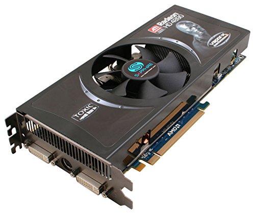 Sapphire Ati Radeon HD4890 TOXIC Grafikkarte (PCI-e, 1GB GDDR5 Speicher, Dual DVI,...