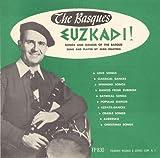 Songs & Dances of the Basque ( [Import belge]