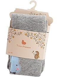 Collares Niñas Niños Medias, Meedot Kids Soft Cotton Pantyhose Animal Cute Medias Legging