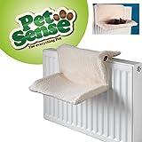 Petsense Radiateur Lit pour chat–Luxe Lit de qualité pour votre chat, chaton, pour animal domestique