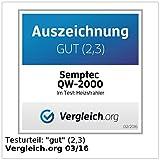 Semptec QW-2000 höhenverstellbarer Quarz-Heizstrahler - 4