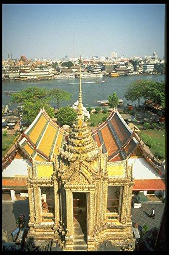 705053-view-from-wat-arun-over-chao-phraya-river-bangkok-thailand-a4-photo-poster-print-10x8