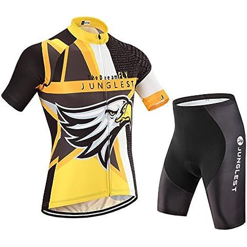[Tipo:Set taglie:5XL] corta Pants Moda Ciclismo Pantaloni